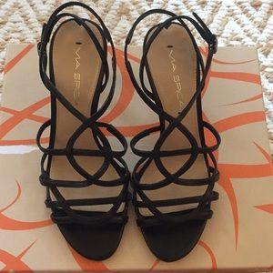 Via Spiga Ima strappy heel sandals 5.5